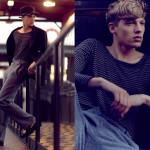 men's fashion in London location