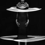 woman's fashion in studio