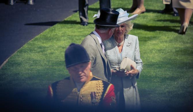 Longines elegance royal ascot in London