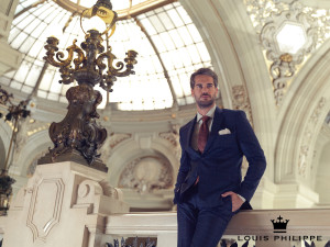 Louis Philippe for Commercial Advertising